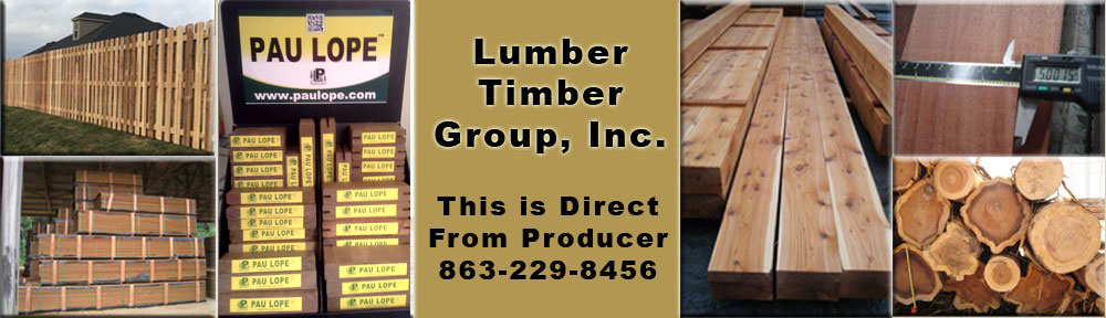 Lumber Timber Group, Inc.